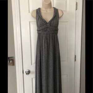 Women's Max studio braided maxi dress small